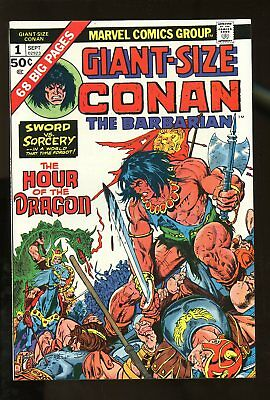 CONAN THE BARBARIAN #1 GIANT SIZE NEAR MINT- 9.2 1974 MARVEL COMICS #stp-131