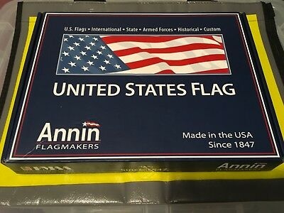 American flags. ANNIN  SSX18P139 flagmakers