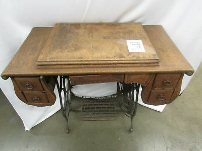 1889 Sewing Machine Cabinet Only (650)