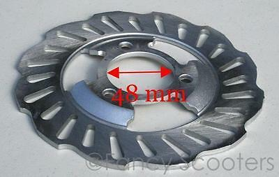 Front Disc Rotor (175mm) Bolt Pattern 3 with Offset for Diablo Chopper