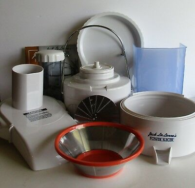 Jack LaLanne's-Power Juicer CL-003AP LaLanne Replacement Parts Choice Clean!