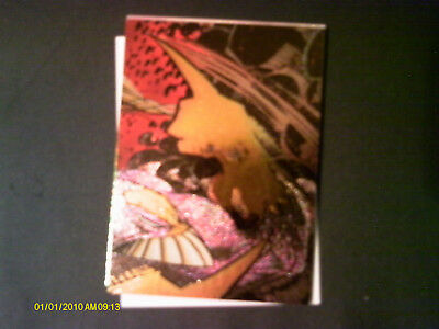 """1993 Topps """"The Maxx"""" Etched Foil PROMO Card #6"""
