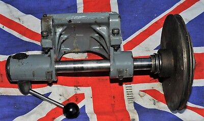Myford Super 7  Clutch Unit