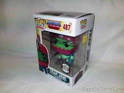 Funko POP! Trap Jaw, Specialty Series, Masters of the Universe #487