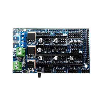 Ramps 1.6  Base on 1.5 4-Layer Controller Board Panel Expansion for 3D  new