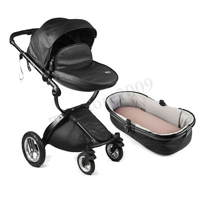 Baby Kids Stroller New Mom 3 in1 Travel System Light Weight Portable Folding