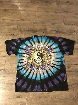 Vintage 1991 Grateful Dead Oakland Coliseum Chinese New Year Tye Die Make Offer