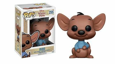 ROO Disney Winnie the Pooh FUNKO POP #255 Box NOT Mint Condition Kangaroo