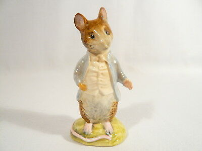 BP3 a  Beatrix Potter Figurine Beswick JOHNNY TOWN MOUSE