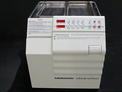 Midmark M9 UltraClave REFURBISHED Autoclave Sterilizer w/ 1 Year Warranty