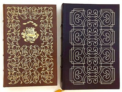 Very Nice Lot of 2 EASTON PRESS Books The Guns of August & Jude the Obscure NR