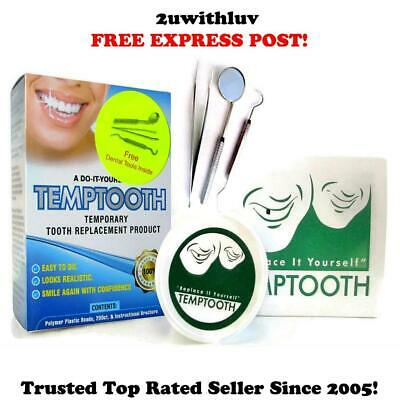 Temptooth - A Diy Temporary Tooth Replacement Kit + Free Dental Tools