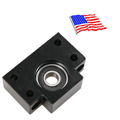 BF12 Fixed Floated Side End Supports Bearing Mounts for Ball Screw
