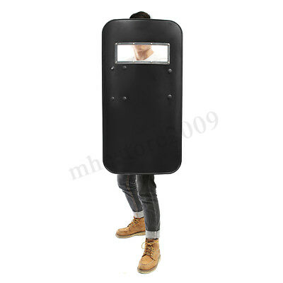 Anti-Riot Shield PC Security Equipment for Cosplay Police Tactical CS 5mm