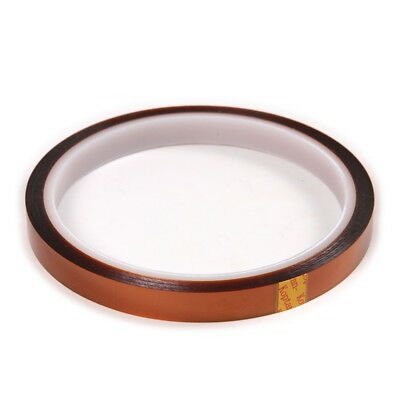20mm 100ft Heat Resistant High Temperature Kapton Polyimide Tape