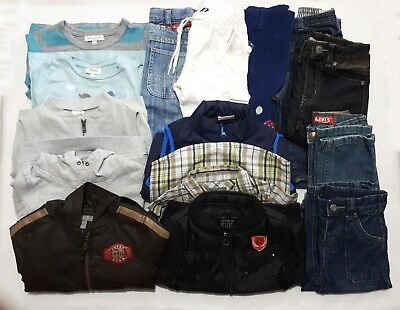 Size 1-2 Boy Bundle - Seed, Levis, Country Road, Witchery Kids, Oobi Some NWT