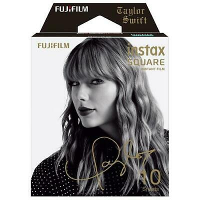 Fujifilm instax SQUARE Instant Film, Taylor Swift Edition, 10 Sheets #16601820