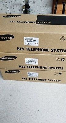 Samsung DCS Compact Telephone System KP24D-BEP/ KSU Expansion Kit (Lot of 3)