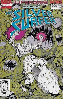 The Silver Surfer Annual No.3 / 1990 Jim Starlin & Ron Lim