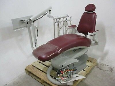 Pelton & Crane SP30 Dental Exam Patient Chair w/ Operatory Delivery System