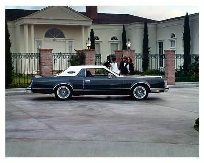 1977 Lincoln Continental Mark V Factory Photo ub3512-QF7ZHE