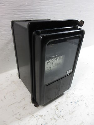 Westinghouse Type CO Overcurrent Relay Style 1271159-A 4-15 Amp 60Hz