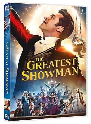 Dvd The Greatest Showman - (2017) ......NUOVO