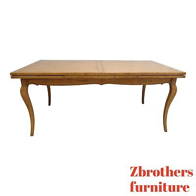Guy Chaddock Country French Distressed Conference Banquet Dining Table