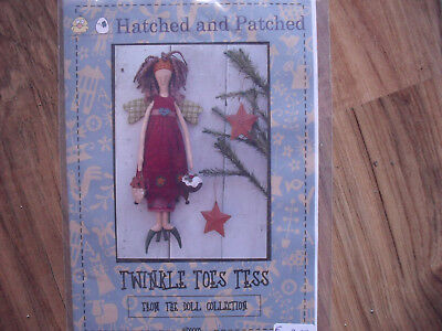 Twinkle toes Tess - Hatched and Patched - Weihnachten