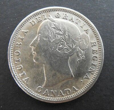 Canada - 1858 20¢ - One Year Type - #953L