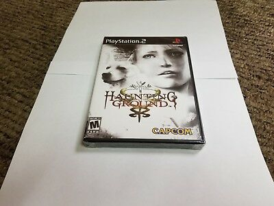 Haunting Ground (Sony PlayStation 2, 2005) new ps2