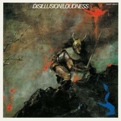 Loudness - Disillusion [New CD] Japan - Import