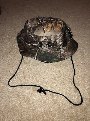 13a55e19269aa ... spain under armour realtree xtra camo boonie hat nwt afa50 be543