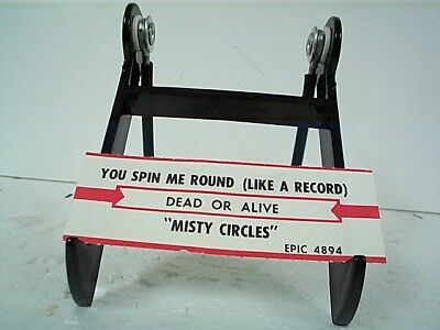"Dead Or Alive ""you Spin Me Round (Like A Record)""  Jukebox Strip"