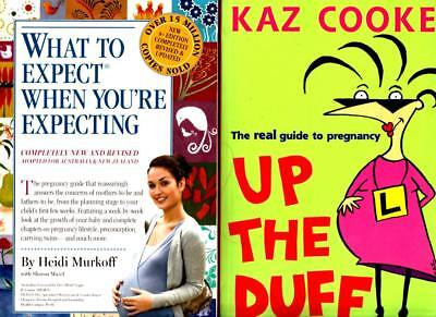UP THE DUFF + WHAT TO EXPECT WHEN YOU'RE EXPECTING   express postage