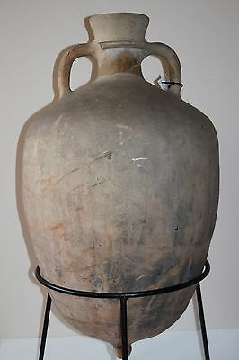 Large Ancient Roman Pottery Amphora 1/2Nd Century Ad