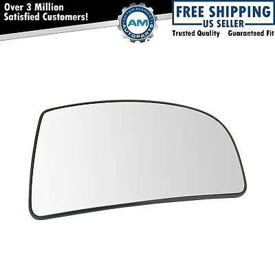 C919L LOWER CONVEX Mirror Glass for SPRINTER Driver Side Left LH FULL ADHESIVE