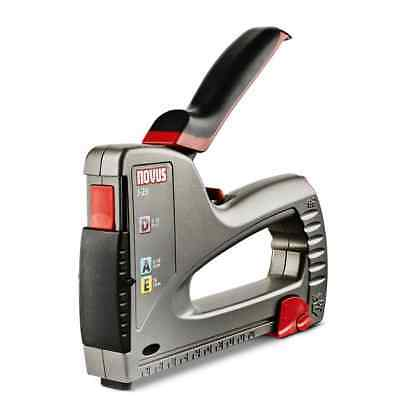 Novus Staple Gun J-29 6-16 mm Stapler Tacker Power Tool Stapling Heavy Duty