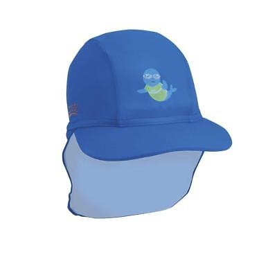 Zoggs Zoggy Children' Sun Protection Hat with Neck Flap ( UPF 50+ ) - Beach Pool