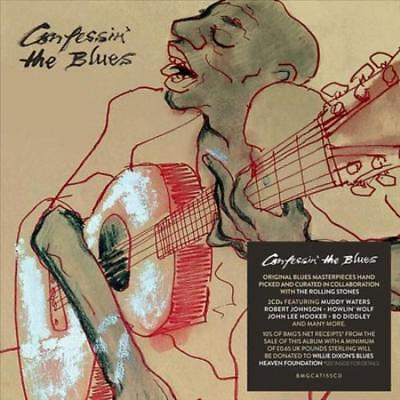 Confessin' The Blues [11/9] Used - Very Good Vinyl