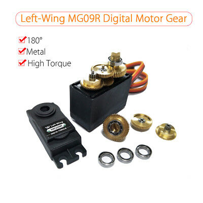 180° High Torque Metal Gear RC Model Servo Motor For Car Boat Remote Control Toy