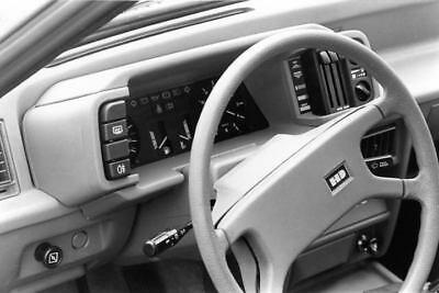 1983 Hyundai Pony Interior Factory Photo Korea ua3420-B4P4BA