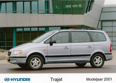 2001 Hyundai Trajet Factory Photo Korea ua3442-ZUPWML