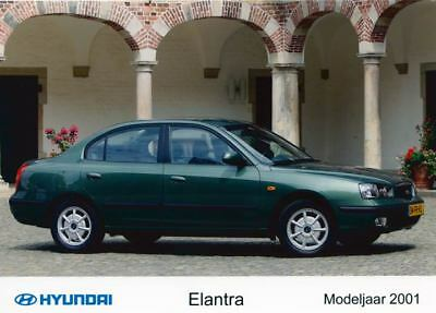 2001 Hyundai Elantra Factory Photo Korea ua3444-CTXMZ6