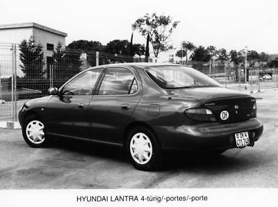 1996 Hyundai Lantra Factory Photo Korea ua3448-4N1QHJ