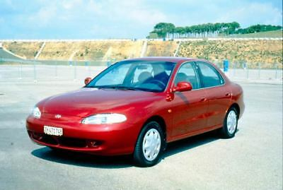 1996 Hyundai Factory Photo Korea ua3458-KGPQTV