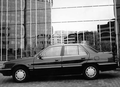 1990 Hyundai Sonata Factory Photo Korea ua3465-2HVQ6Z
