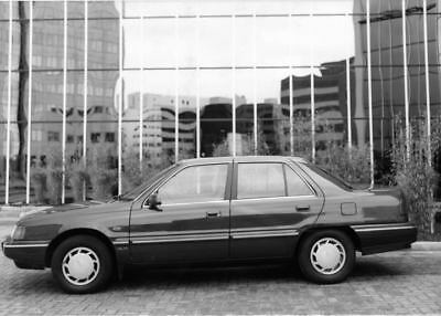 1990 Hyundai Sonata Factory Photo Korea ua3471-AX9LDI