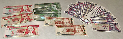 355 Guatemala Quetzales (Cheap Vacation Money?) See Pictures > No Reserve