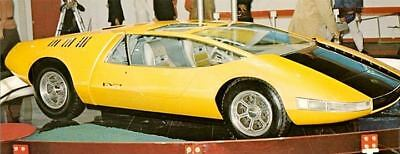 1971 Toyota EX7 Group 7 Concept Factory Photo ua5227-K7LZRL